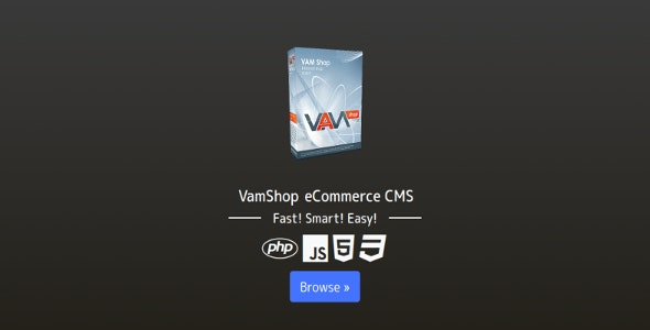 VamShop - CodeCanyon Item for Sale