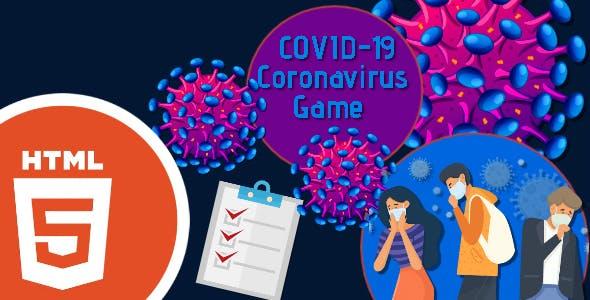 COVID-19 Coronavirus HTML5 Game - HTML5 Website