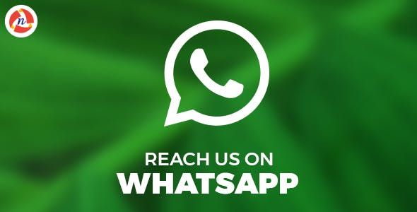 Reach us on Whats App
