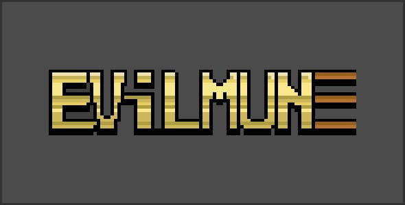 Evilmun - HTML5 Game + Mobile Version! (Construct 3 / Construct 2 / Capx)