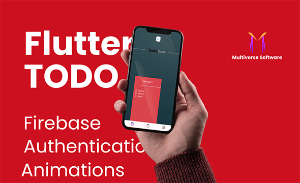 Flutter Todo task - CodeCanyon Item for Sale