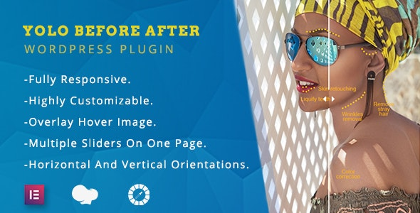 Yolo Before After - Multipurpose Before After Image Slider for WordPress - CodeCanyon Item for Sale