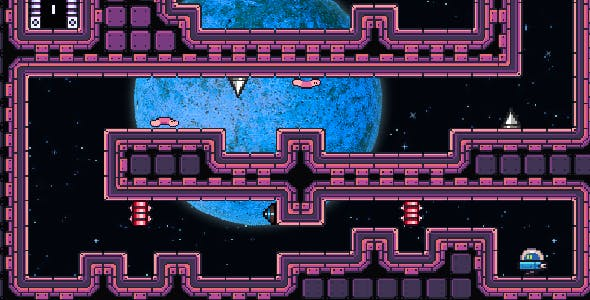 Gravity Escape - HTML5 Game