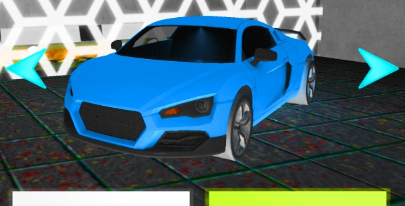 Car Racing & Drifting Made In Unity - CodeCanyon Item for Sale