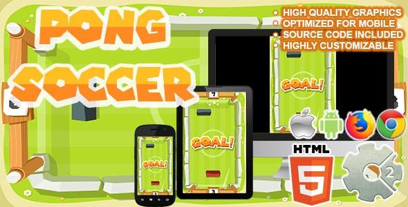 Pong Soccer ( HTML5 + CAPX )