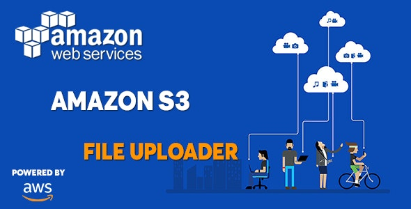 AWS Amazon S3 – File Uploader v1.0.1