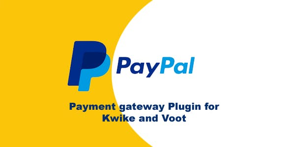 Paypal Payment gateway plugin