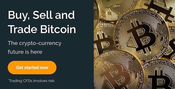Bitcoin Ad Banner Sets