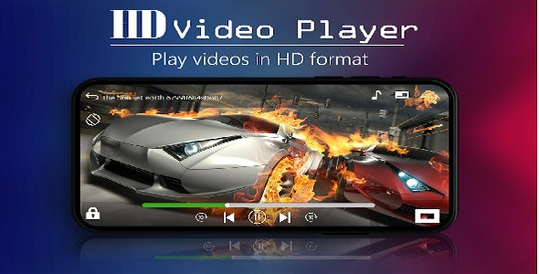 VMX HD Video Player-Android Video Player With AdMob - All Format HD Video Player - CodeCanyon Item for Sale