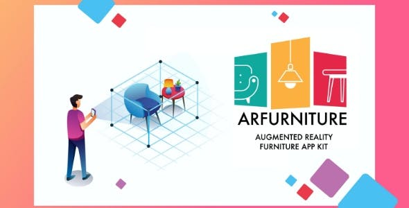 ARFurniture | Augmented Reality App Kit - Unity