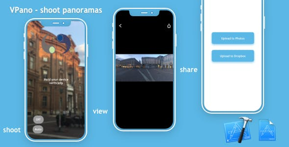 VPano - iOS Application