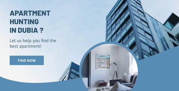 Rental Housing Agencies Banner Sets