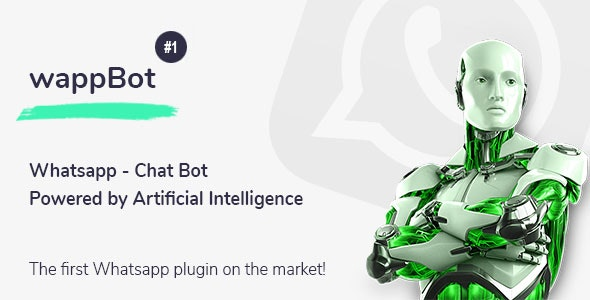 wappBot - Chat Bot Powered by Artificial Intelligence #1 - CodeCanyon Item for Sale