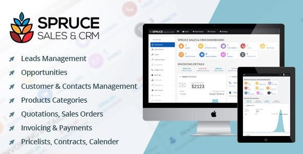 Spruce Sales & CRM