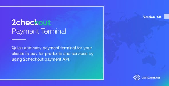 2Checkout Payment Terminal