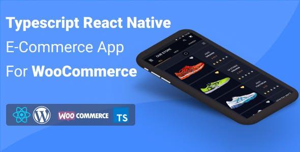 Huniq Pro - The Complete React Native Apollo GraphQL App for Woocommerce