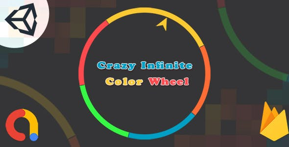 Crazy Infinite Color Wheel - Unity