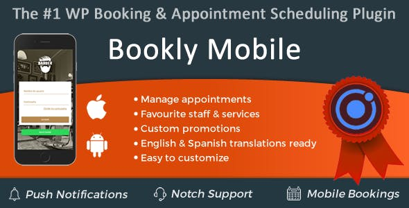 Bookly Mobile