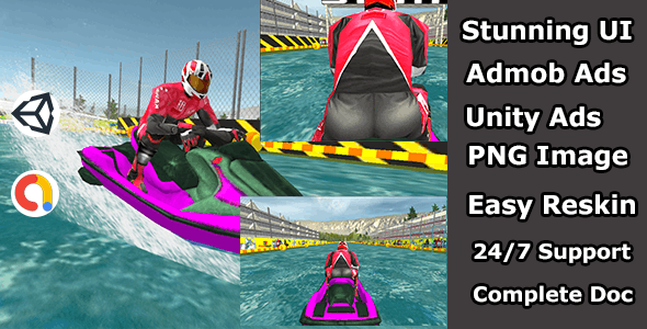 Speedy Boats Boat Rush - Water Racing Battle 3d game