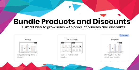 Bundle Products and Discounts Plugin- Product Bundles