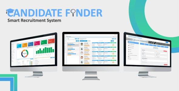 Candidate Finder - Smart Recruitment System