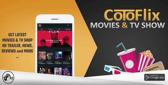 Movies Guide - TMDB Movies & TVShows with Admob & GDPR
