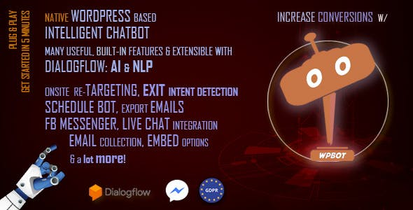 ChatBot for WordPress