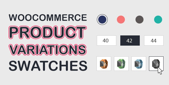 WooCommerce Product Variations Swatches - CodeCanyon Item for Sale