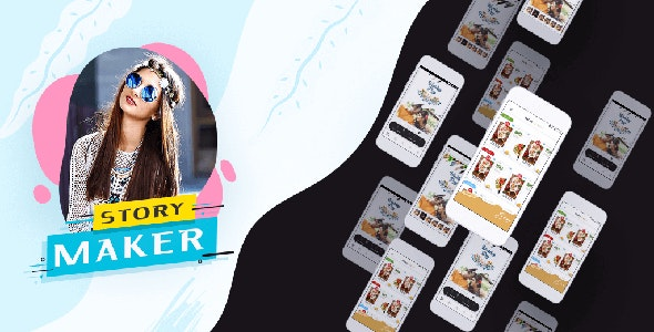 Story Maker - Android Application + Admob and Facebook Integration - CodeCanyon Item for Sale
