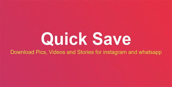Insta Downloader and Story Saver