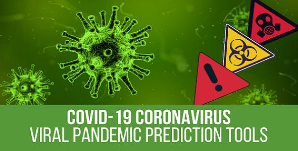COVID-19 Coronavirus - Viral Pandemic Prediction Tools + Live Maps, Stats & Widgets