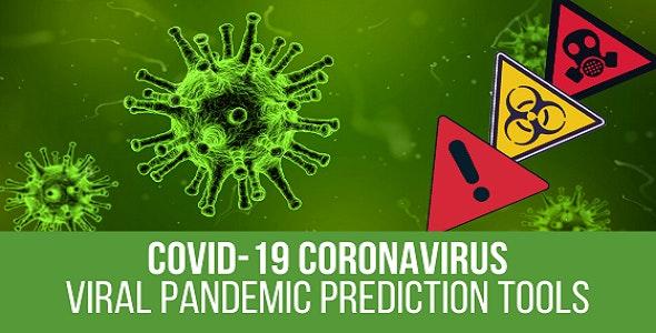 COVID-19 Coronavirus - Viral Pandemic Prediction Tools + Live Maps, Stats & Widgets - CodeCanyon Item for Sale