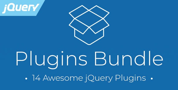 jQuery Plugins Bundle - CodeCanyon Item for Sale