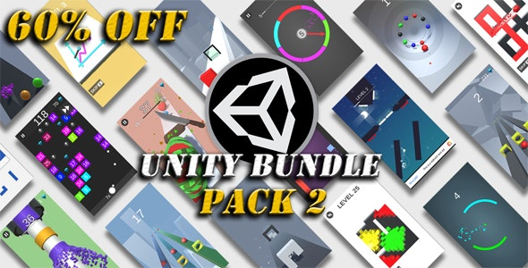 Unity Games Bundle Pack 2 - 60% OFF - CodeCanyon Item for Sale