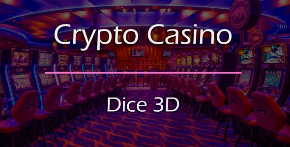 Dice 3D Game Add-on for Crypto Casino - CodeCanyon Item for Sale