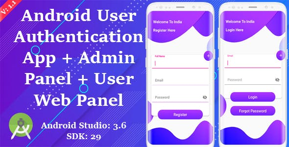 Android Authentication Using PHP MySql