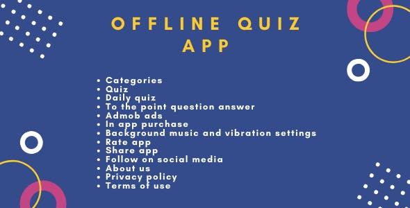Offline quiz