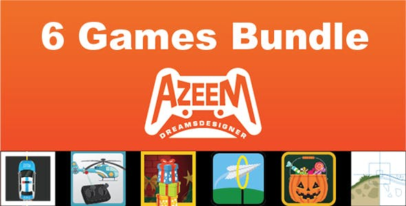 Games Bundle 6