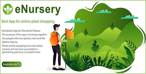 e-Nursery - iOS (iPhone) app for Nursery - CodeCanyon Item for Sale