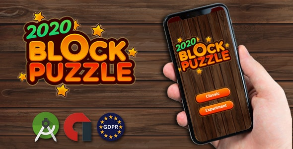 Block puzzle 2020 - CodeCanyon Item for Sale