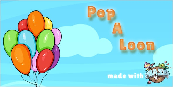 Pop a Loon - CodeCanyon Item for Sale