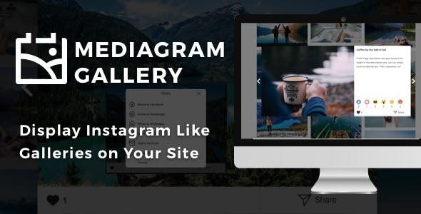 Mediagram Gallery for WordPress
