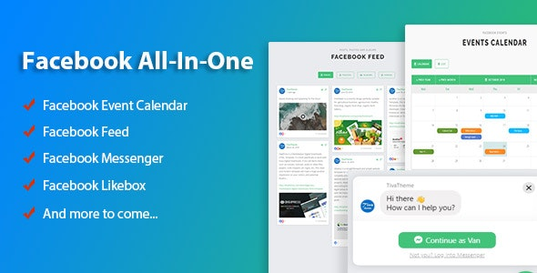 Advanced Facebook All-in-One Suites For Joomla - CodeCanyon Item for Sale
