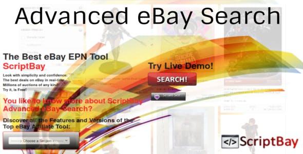ScriptBay - Advanced Affiliate Ebay Script