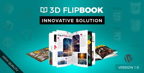 WordPress FlipBook