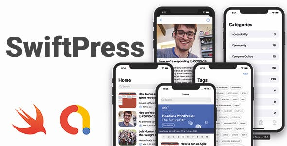 SwiftPress 2.0 - Best Wordpress iOS App