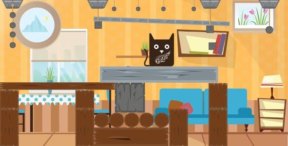 Cat Sleeps - Swift 5 + Ads