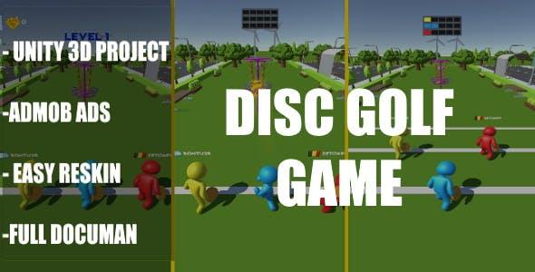 Disc Golf Game - Unity