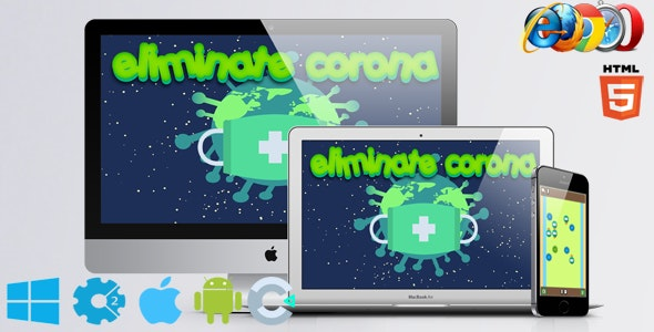 Eliminate Corona - CodeCanyon Item for Sale