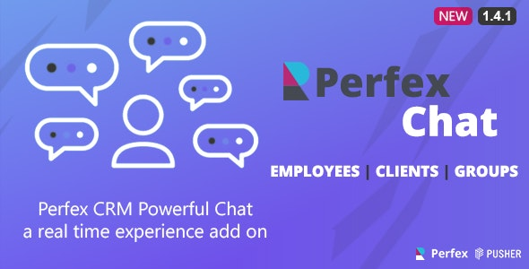 Perfex CRM Chat v1.4.0